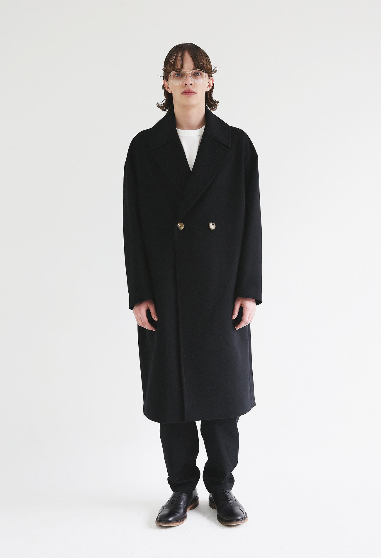Oversized Long Coat